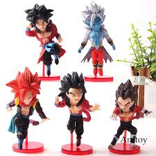5pcs/<b>set</b> WCF World Collectable Figure <b>Dragon Ball</b> Heroes Vol.<b>3</b> ...