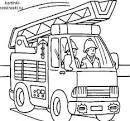 Раскраска для мальчиков про машины