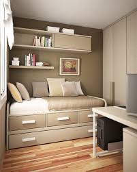 bedroom ideas for teenage guys with small rooms brown stained wood chest drawer beige silk soft cotton chusion brown polishing marble floorjpg bedroom ideas teenage guys small