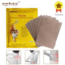 ophax 10pcs bag chinese medicine herbal patches body arthritis muscle joint back pain patch medical plasters health products