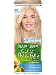 Краска для <b>волос</b> 111 <b>Суперосветляющий</b> платиновый блонд ...