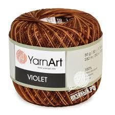 <b>Пряжа YarnArt Violet melange</b> – купить по самой дешевой цене ...