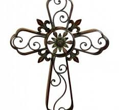 iron wall cross love: this stylish cross will be a religiously theme decoration for your home the cross has