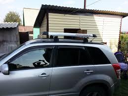 <b>Багажная корзина</b> Aerorack Light — <b>Suzuki</b> Grand Vitara, 2.0 л ...