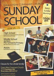 grace new covenant church transforming lives families and null