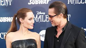 Brad Pitt & Angelina Jolie Back Together In New Photos Of