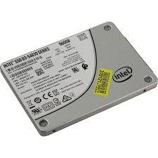 <b>SSD диск INTEL</b> D3-S4610 960 Гб SSDSC2KG960G801 SATA ...