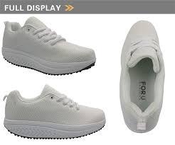 <b>FORUDESIGNS</b> 2019 New Fashion Woman Platform Shoes ...