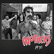 <b>Frank Zappa</b> And The Mothers - The Mothers 1970 [4-CD Clamshell ...