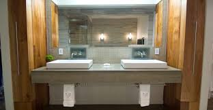 design counter bathroom sinks