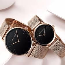 CHENXI Rose Gold <b>Watch Women</b> Quartz Wristwatches Luxury ...