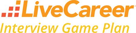 interview game plan  job interview success  livecareer livecareer