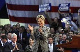 Image result for hillary in new hampshire today photos