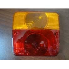 <b>Задние фонари</b> для прицепов легковых автомобилей: красные ...