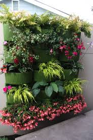 loading living wall planter vertical