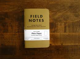 Image result for field notes