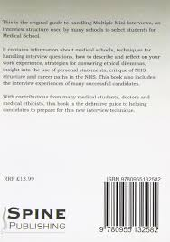 multiple mini interviews mmi for medical school amazon co uk multiple mini interviews mmi for medical school amazon co uk dawn sellars 9780955132582 books