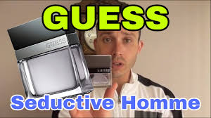 <b>Guess Seductive Homme</b> fragrance/cologne review - YouTube