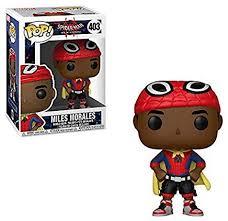 Multicolor <b>Funko Pop</b> Marvel Spider-Man Video Game-<b>Miles</b> ...