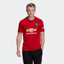 <b>adidas</b> Домашняя <b>игровая футболка</b> Манчестер Юнайтед ...