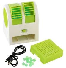 <b>Mini Cooling</b> Fan <b>USB</b> Battery operated <b>portable</b> air conditioner ...