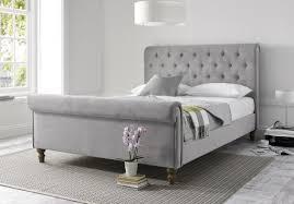 <b>Grey</b> Beds & <b>Grey Bed Frames</b> | Time4Sleep