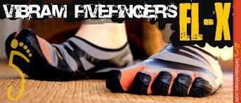 <b>Vibram FiveFingers El</b>-<b>X</b> Initial Review