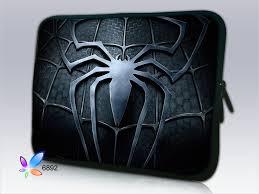 <b>14&quot</b>; Spiderman Laptop Soft Sleeve Case Notebook <b>Bag</b> Cover ...