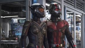 Ant-Man and <b>the Wasp</b> movie review (2018) | Roger Ebert