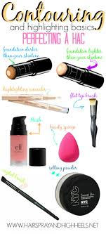 a huge list of the best highlighting and contouring s beautytips makeup makeuptips