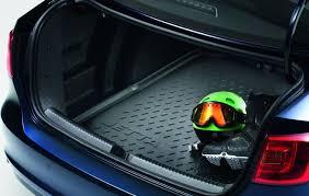 Коврик в <b>багажник</b>, с высокими краями (Jetta)