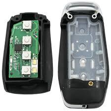 Upgraded <b>Flip Remote Key</b> 4B 433MHz 4D82 for Subaru Forester ...