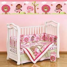 <b>Комплект</b> для детской кроватки новорождённого <b>Giovanni</b> Pink ZOO