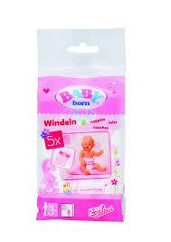 Аксессуар для кукол <b>Zapf Creation</b> Baby Born <b>Памперсы</b>, 826-508 ...
