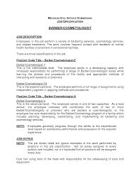 beautician job description inspirenow cosmetology sample resume tomorrowworld cocosmetology cosmetology beauty therapist job description