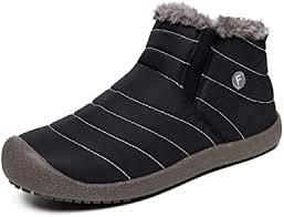 Fulision Men's cotton shoes winter warm fashion ... - Amazon.com