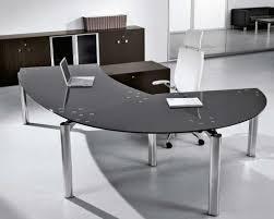 modern office table glass top modern glass office desk black glass office desk bush aero office desk design interior fantastic
