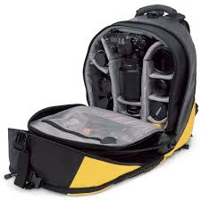 <b>Lowepro DryZone Backpack</b> 200 Yellow LP20080 All Weather ...