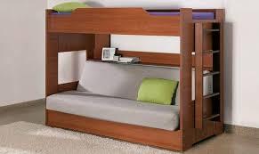 Детская <b>двухъярусная кровать</b> с диваном <b>Боровичи</b> (90 и 120 ...