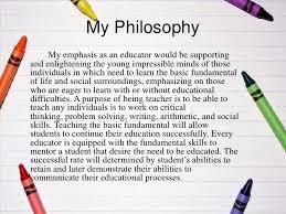 teaching philosophy essay examples   reportdwebfccom free my teaching philosophy essay