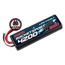 <b>Аккумулятор TEAM ORION</b> Rocket Spot Li-Po 7.4В (2s) 4200mAh ...