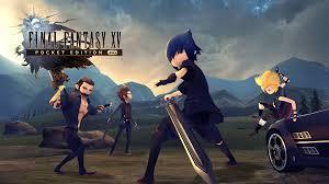 <b>FINAL FANTASY XV</b> POCKET EDITION HD for Nintendo Switch ...