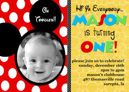 mickey mouse printable birthday invitations net printable party invitations for kids mickey mouse birthday invitations