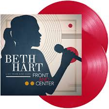<b>Beth Hart</b> - <b>Front</b> And Center - Live From New York (Red Vinyl ...