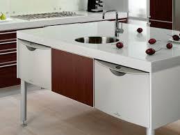 kitchen island mobile: kitchen island with a breakfast bar