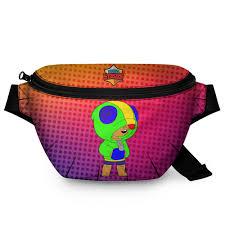 <b>Поясная сумка 3D</b> бравл старс #3404701 от queen