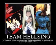 Helsing meme | Alucard (Hellsing and Castlevania) | Pinterest | Meme via Relatably.com