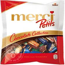 Купить <b>Конфеты Merci</b> Petits шоколадные <b>ассорти</b> 125г с ...