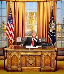 Image result for trump in the white house