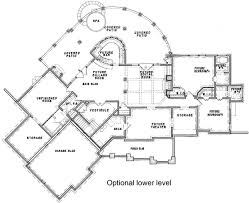 Plan W GE  Sweeping Views and Alternate Versions Abound   e    Promoting open living spaces  this floor plan provides abundant areas to enjoy the views and elegantly blends outdoor and indoor living spaces